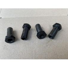 Удлинители на шпильки ( удлинённые гайки ) на Nissan TINO V10 / Ниссан Тино V10 1998-2003